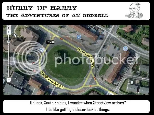 Hurry up Harry 2