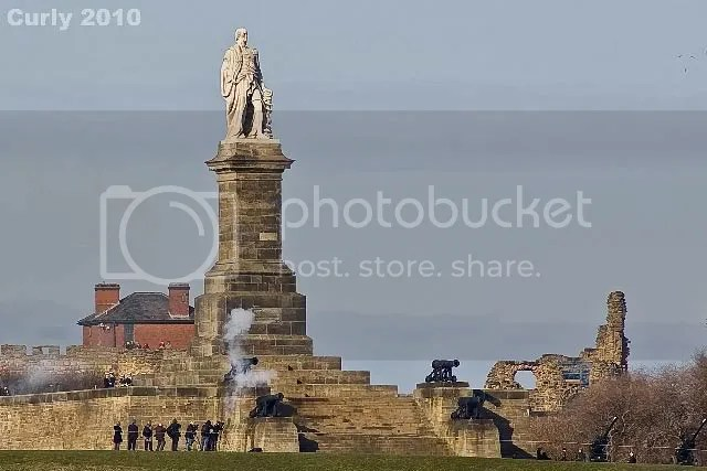 Collingwood Monument from South Shields