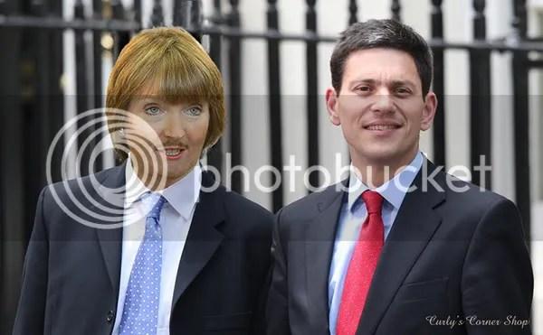 Harman and Miliband