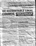 Branley leaflet 2 front