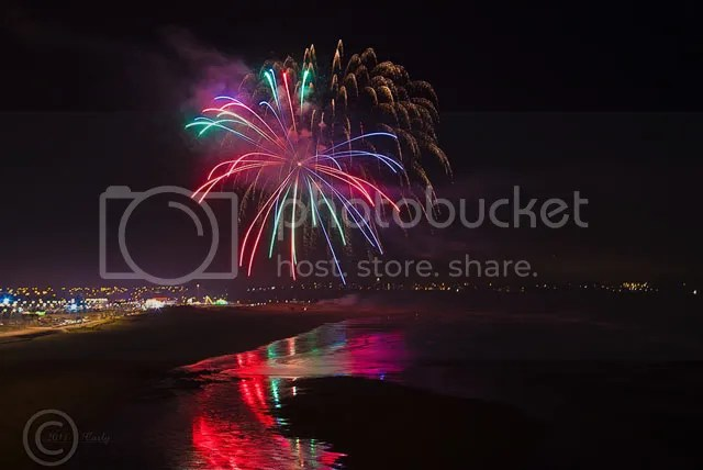 Guy Fawkes Night, South Shields