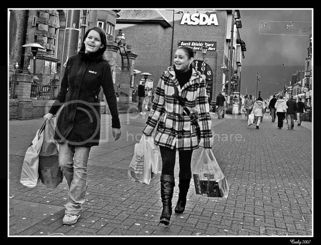 Shopping in South Shields