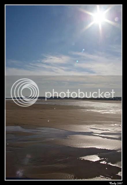 Dawn in South Shields
