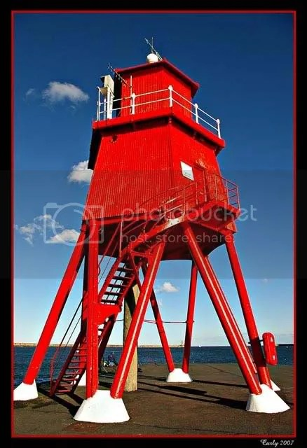 South Shields Groyne Pier