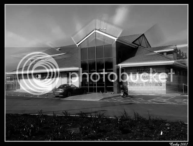 Harton and Westoe Miners Welfare, Low Lane, South Shields