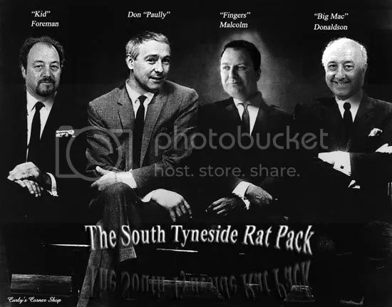 South Tyneside's Labour Rat Pack
