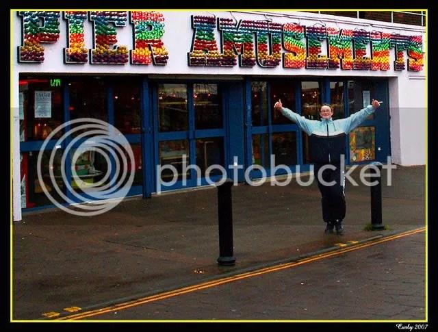Pier Amusements arcade, South Shieldst