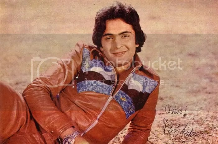 Image result for rishi kapoor young
