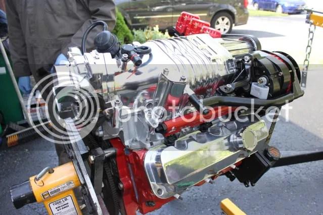 My Lesabre T Type L67 Swap