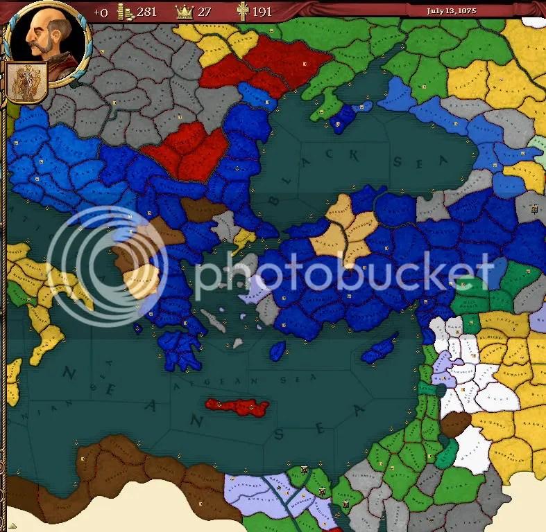 Byzantium 1075