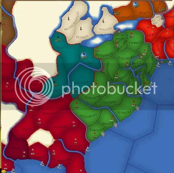 Colonies 1564