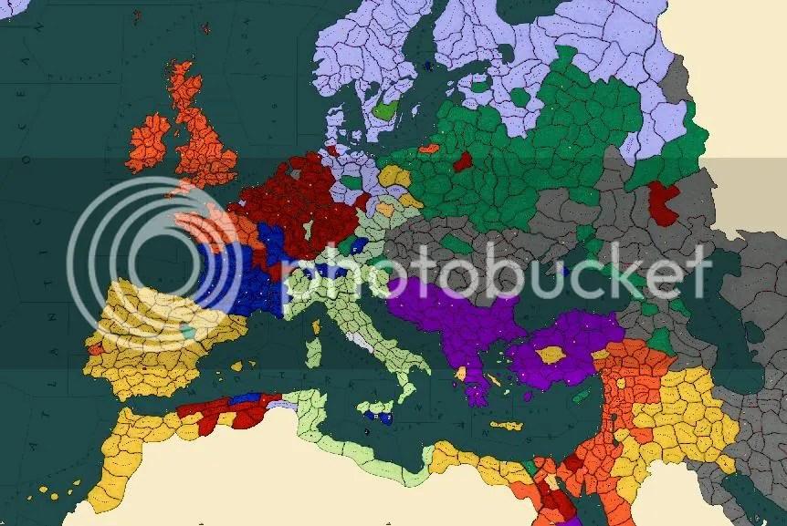 Europe 1393