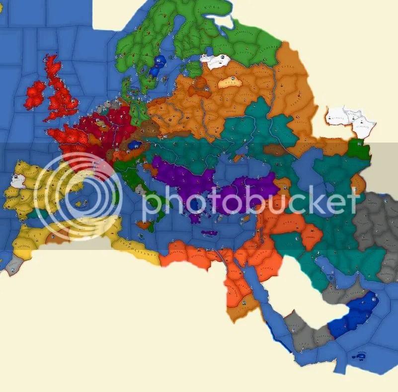 Europe 1501