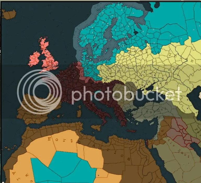 Europe 1946
