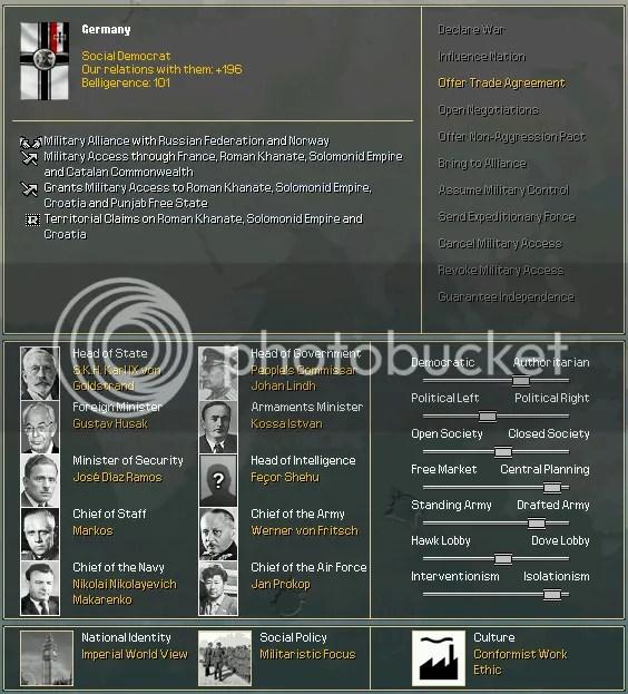 Germany - diplomatic