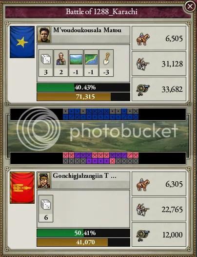 Battle of Karachi