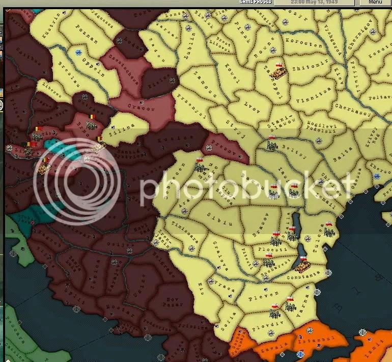 Balkans 1949