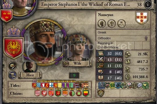 Stephanos of Rome