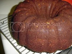 that distinctive Bundt shape