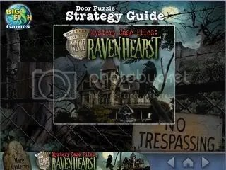 MCF Ravenhearst Puzzle Door Strategy Guide