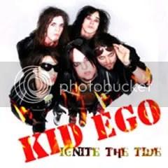 Kid Ego - Ignite the tide