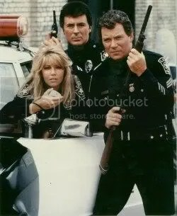 TJ Hooker and friends