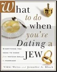 What to do when you're dating a Jew: presumably not this