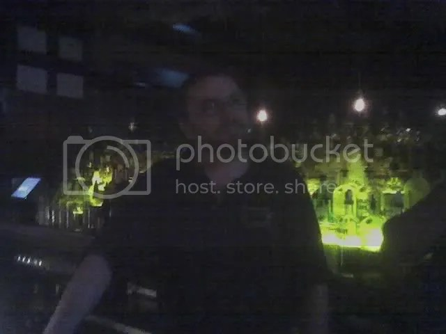 Gavin, bartender at the Trinity Pub