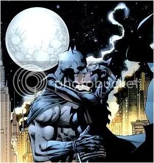 Batman e Catwoman by Jim Lee