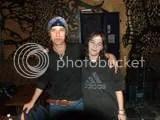 Jeremy and Tara