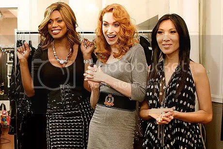 Laverne, Jamie, and Nina!