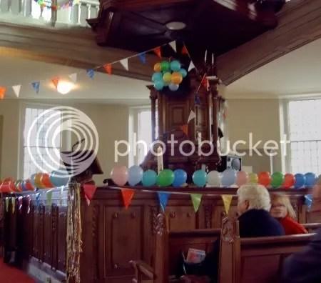 versierde preekstoel
