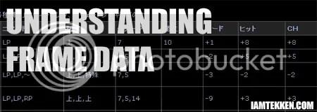 Understanding Frame Data
