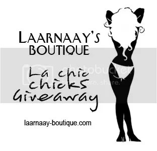 laarnaays boutique contest