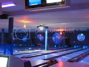 Glow Bowling