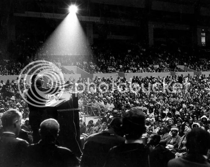 Martin Luther King Jr, speech