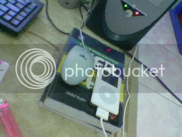 iPod yg bikin repot