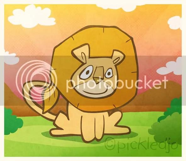Biro Lion