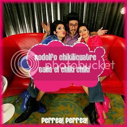 Rodolfo Chikilcuatre - Baila el chiki chiki (Maxi CD) 2008