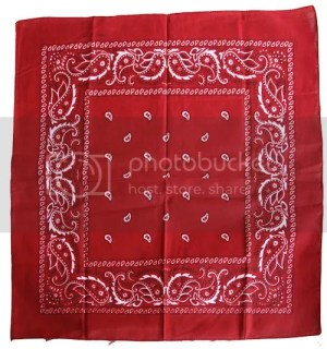 bandana photo: Paisley Bandana Red-paisley-bandana.jpg