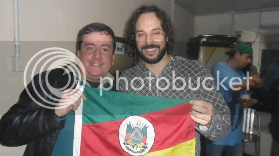 Gabriel o Pensador em Porto Alegre - 2013