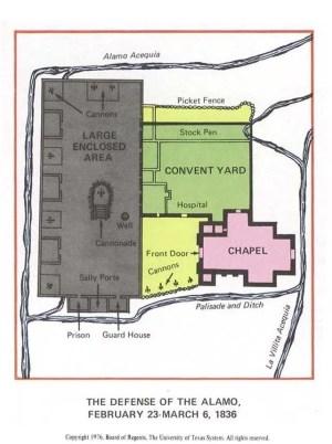 johnwayhealamo • View topic  The Alamo Compound