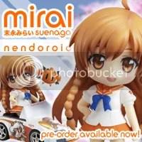 Mirai Suenaga Nendoroid