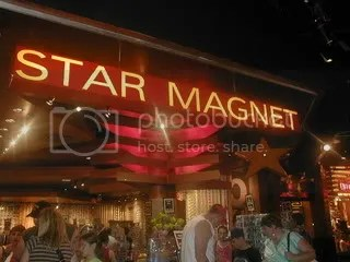 STAR MAGNET ;D
