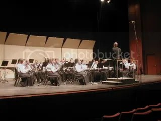BMHS' concert band