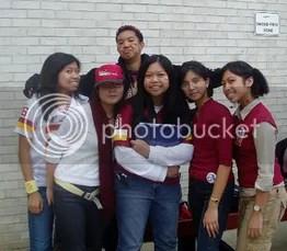 the girls...& Matthew?!?!