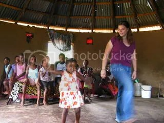 A Zulu kick?