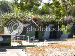 WWII Gun Emplacement on Robben Island