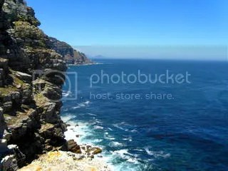 A beautiful view of the Cape peninsula