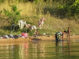 Life along Lake Malawi